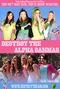 Primary photo for Destroy the Alpha Gammas