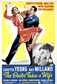 The Doctor Takes a Wife (1940) Poster - Movie Forum, Cast, Reviews