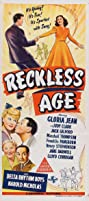 Reckless Age (1944) Poster