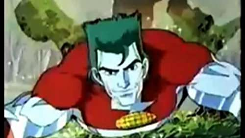 Trailer for Captain Planet and the Planeteers