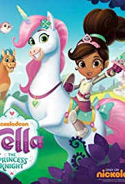Nella the Princess Knight Poster