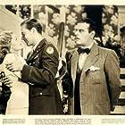William Holden, Joan Caulfield, and Billy De Wolfe in Dear Ruth (1947)