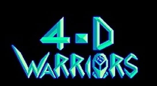 The must watch english movies 4-D Warriors [1020p]