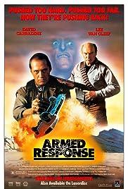 Armed Response(1986) Poster - Movie Forum, Cast, Reviews