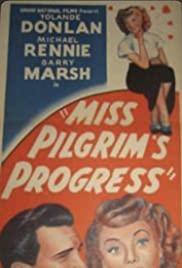 Miss Pilgrim's Progress Poster