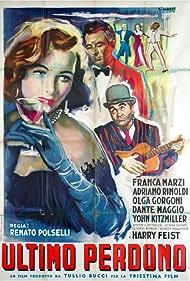 Ultimo perdono (1952)