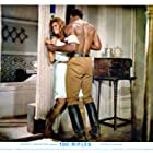 Raquel Welch and Jim Brown in 100 Rifles (1969)