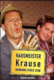 Hausmeister Krause - Ordnung muss sein Poster