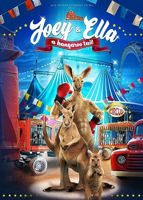 Joey and Ella A Kangaroo Tail 2021 1080p WEB-DL DD5 1 H 264-EVO