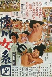 Tokugawa Matrilineage Poster