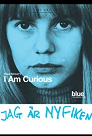 I Am Curious (Blue) Poster