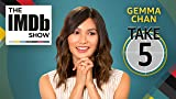 'Crazy Rich Asians' Star Gemma Chan Crushes on a Chipmunk