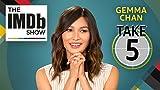 'Crazy Rich Asians' Star Gemma Chan Crushes on a Chipmunk