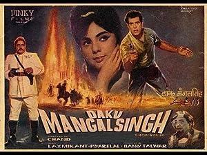 Daku Mangal Singh movie, song and  lyrics