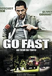 Go Fast Poster
