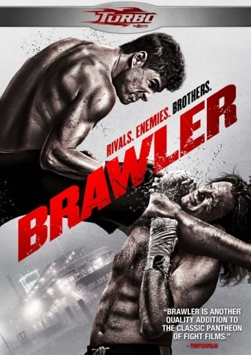 Marc Senter and Nathan Grubbs in Brawler (2011)
