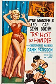 Jayne Mansfield in Too Hot to Handle (1960)