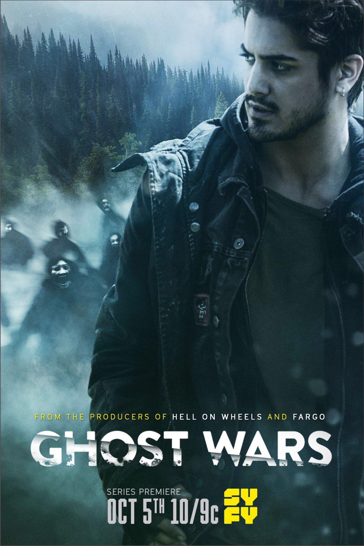 Ghost Wars Tv Series 2017 2018 Imdb