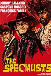 The Specialists(1969) Poster - Movie Forum, Cast, Reviews