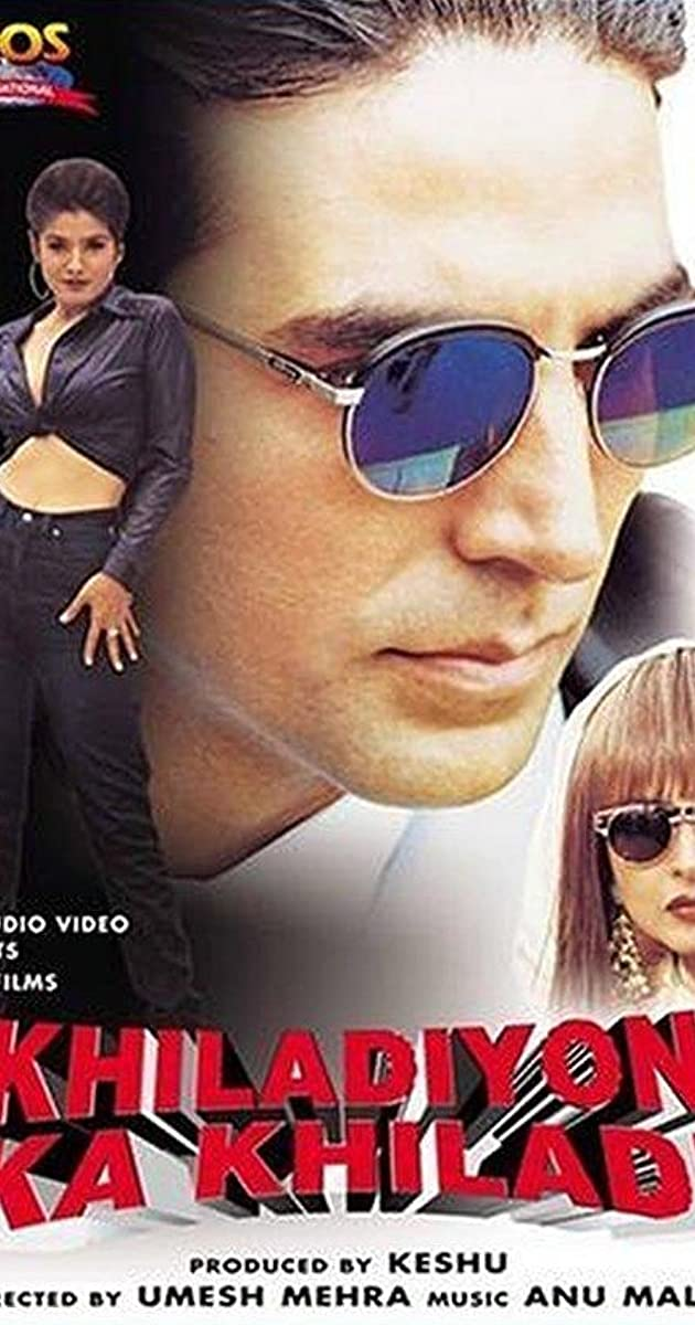 khiladi 1992 movie hd video song
