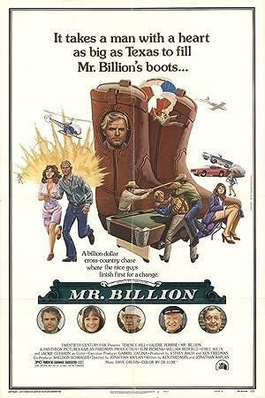 Mr. Billion (1977) • 13. September 2021