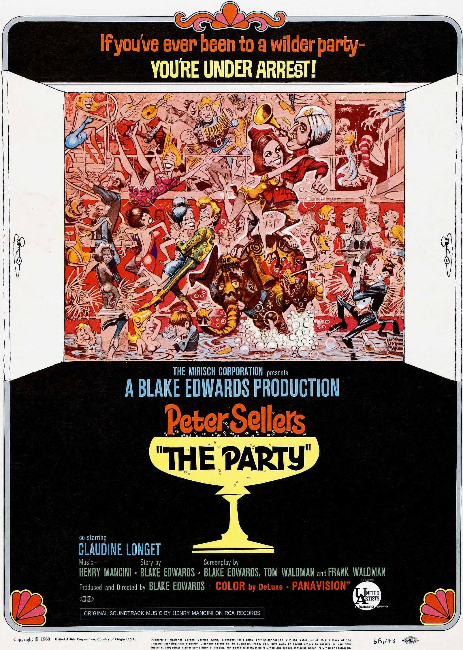 The Party (1968) - IMDb