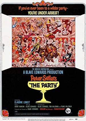 The Party Poster Image