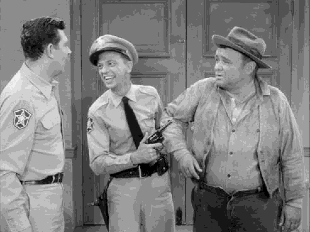 """The Andy Griffith Show"""" Sheriff Barney (TV Episode 1961) - IMDb"""