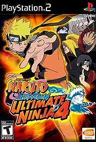 Naruto Shippûden: Ultimate Ninja 4 (2007)