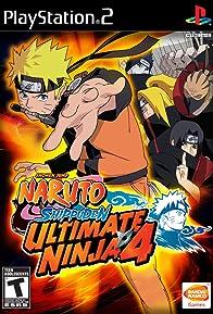 Primary photo for Naruto Shippûden: Ultimate Ninja 4