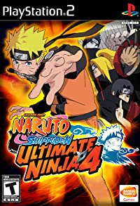 Primary photo for Naruto Shippûden: Ultimate Ninja 4