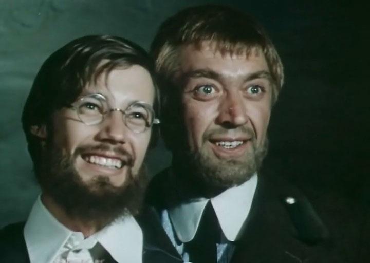 Vladimir Konkin and Aleksandr Parra in Talant (1978)