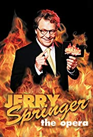Jerry Springer: The Opera Poster