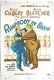 Rhapsody in Brew Poster