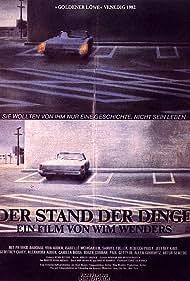 Der Stand der Dinge (1983) Poster - Movie Forum, Cast, Reviews