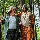 Sharron Matthews and Chantel Riley in Scavenger Hunt (2021)