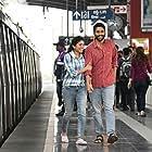 Naga Chaitanya Akkineni and Sai Pallavi in Love Story (2021)