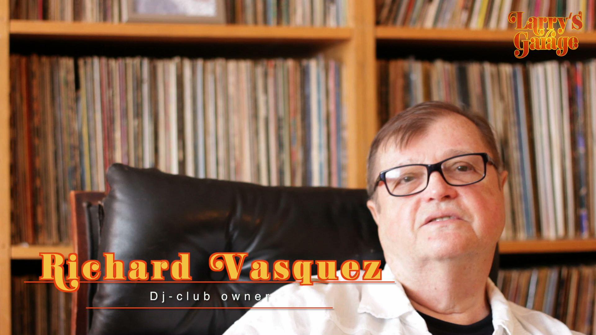 Richard Vasquez in Larry's Garage (2019)