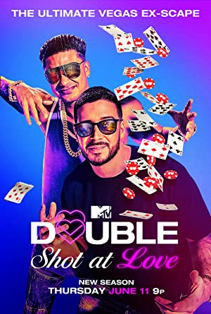 Where to stream Double Shot at Love with DJ Pauly D & Vinny