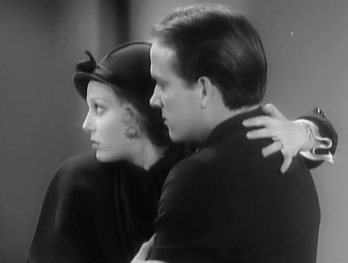Eric Linden and Loretta Young in Life Begins (1932)