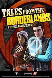 Tales from the Borderlands: A Telltale Games Series Poster
