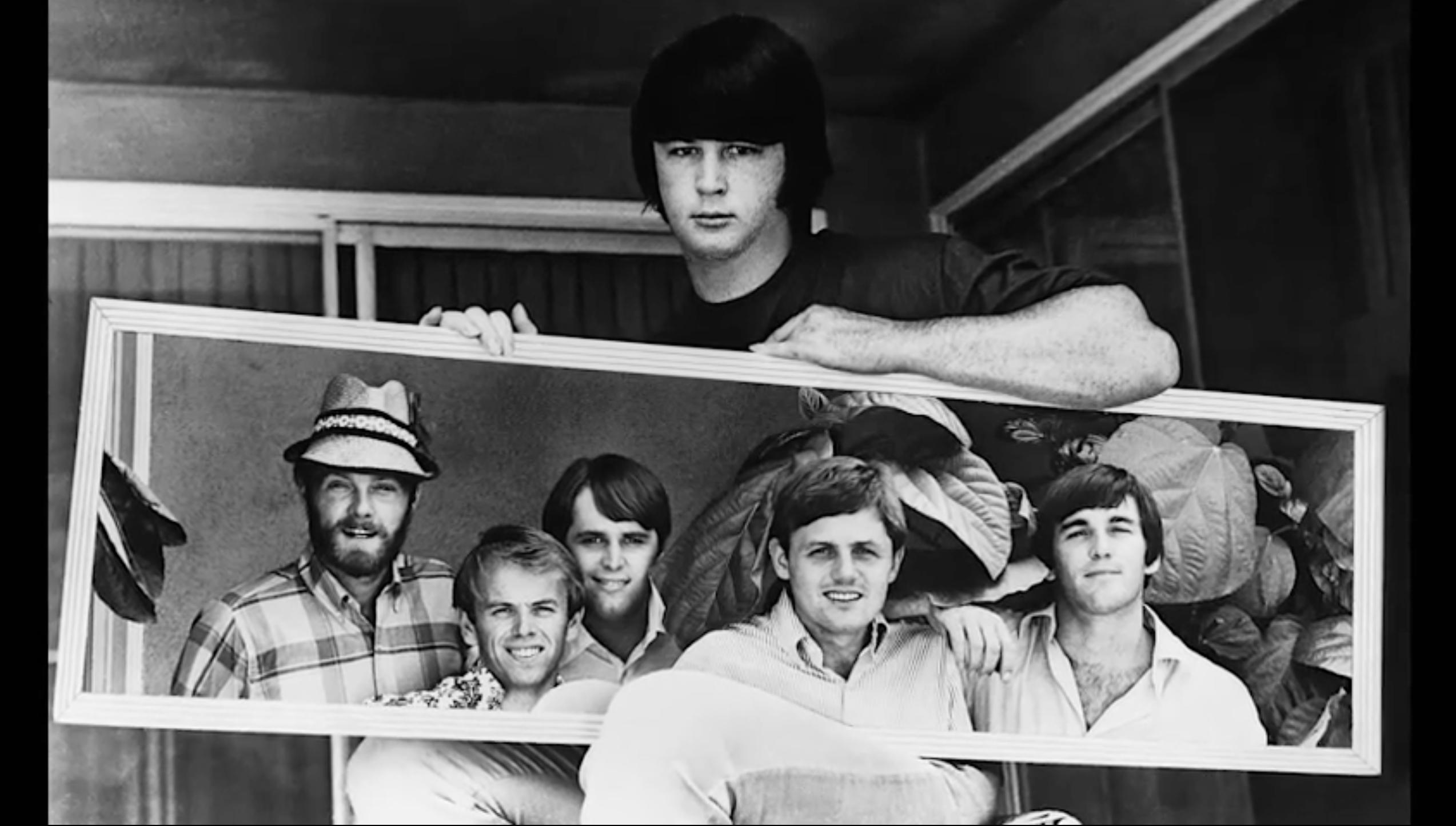 Brian Wilson and The Beach Boys in Echo in the Canyon (2018)