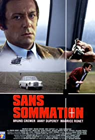 Bruno Cremer and Maurice Ronet in Sans sommation (1973)