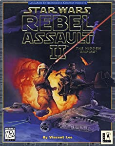 Movie downloads free mp4 for ipod Star Wars: Rebel Assault II - the Hidden Empire by Scott Ewers [320x240]