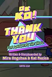 Thank You for Watching the Show Poster