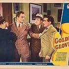 Edward Brophy, Richard Denning, Joe Devlin, and J. Carrol Naish in Golden Gloves (1940)