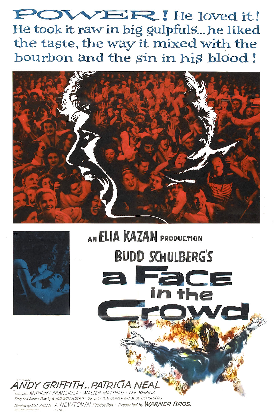 A Face in the Crowd (1957) - IMDb
