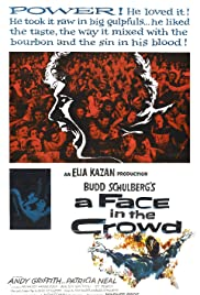 A Face in the Crowd Poster