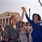 Gloria Allred and Norma McCorvey in AKA Jane Roe (2020)