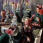 Nina Bara, Lucille Bremer, Karen X. Gaylord, and Karen Lind in Yolanda and the Thief (1945)
